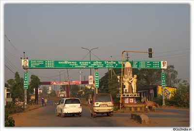 Transport in Jagdalpur