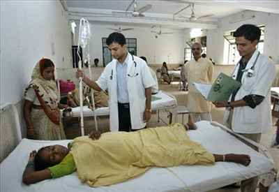 Hospitals in Jagdalpur