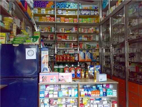 Pharmaceutical Stores in Jagdalpur