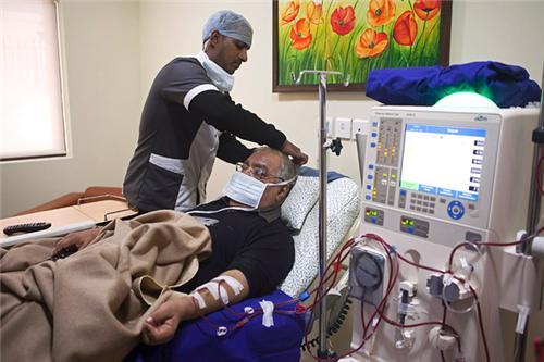 Health in Jehanabad