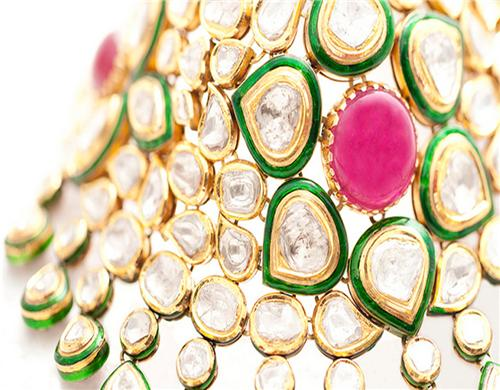 Kundan Jewellery of Jaipur