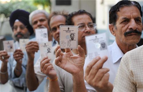 Voter Id card in Jaipur