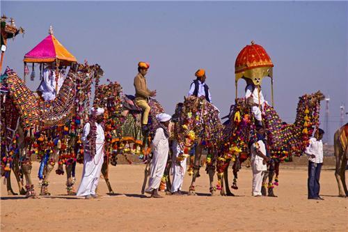 Festivals of Jaisalmer