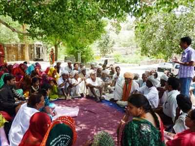 Administration in Jaisalmer