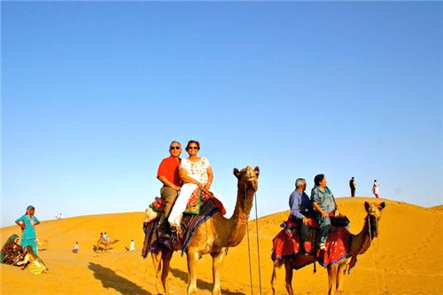 Tourism in Jaisalmer