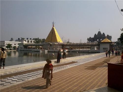 Significant View of Devi Talab Mandir in Jalandhar