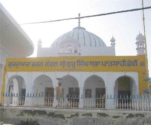 Famous Gurudwaras in Jalandhar