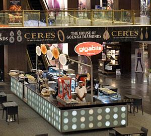 Food at Gigabite in MBD Mall in Jalandhar