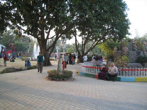 Features and facilities at Nikku Park in Jalandhar