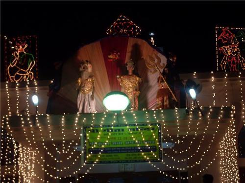 Well Known Geeta Mandir in Jalandhar