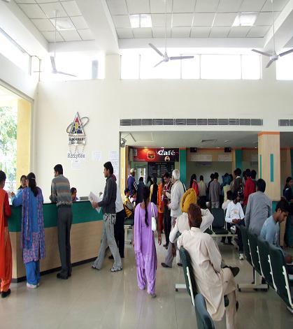Administrative offices in Jalandhar