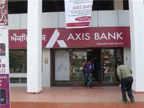 Axis Bank Branches in Jalandhar