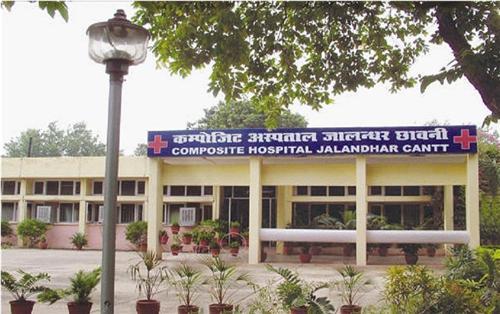 Hospitals in Jalandhar Cantonment