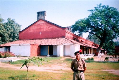 Oldest Cantonment Area of Jalandhar