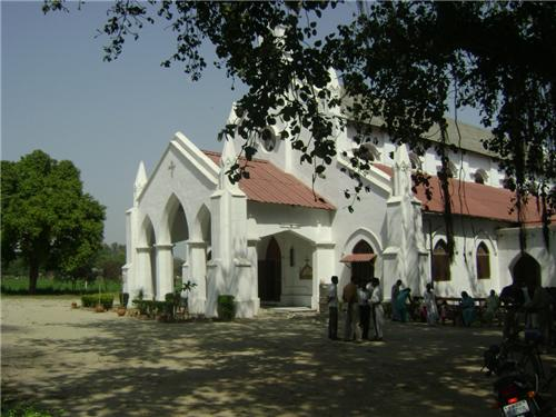 Ancient and Historical Churches in Jalandhar