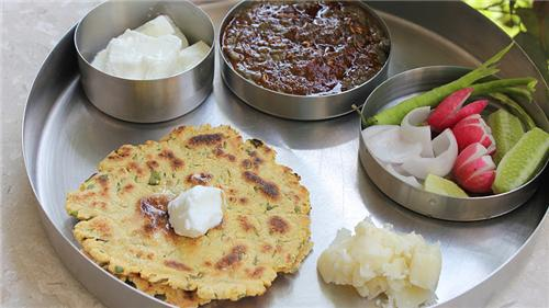 Common food of Jalandhar
