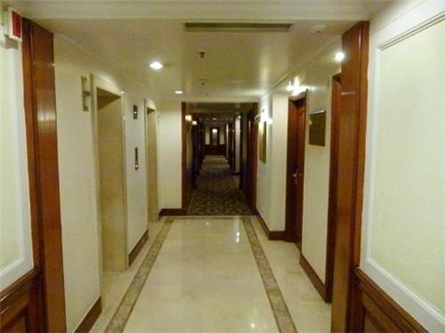 Accommodation available in the Hotel Radisson Jalandhar
