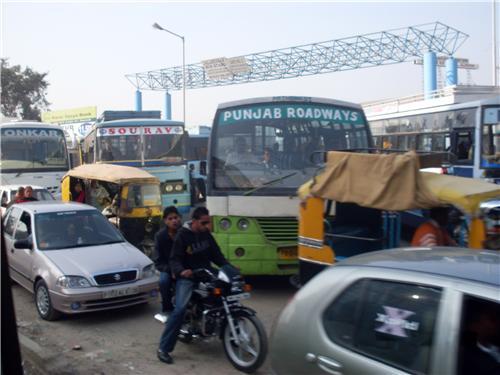 Transport in Jalandhar