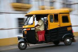Modes of local transport in Jalandhar
