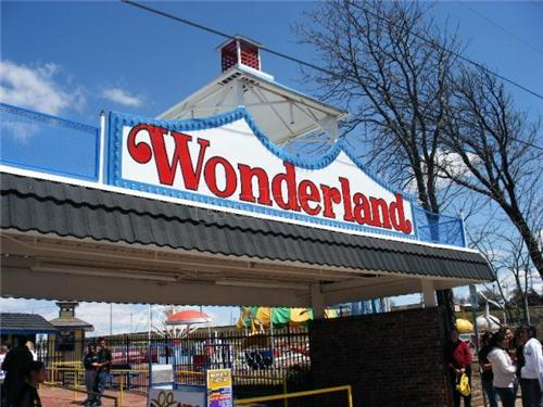 Wonderland Amusement Park in Jalandhar