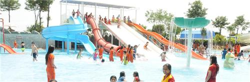 Fun and frolic at Wonderland Amusement Park in Jalandhar