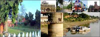 Tourist spots in Jamalpur