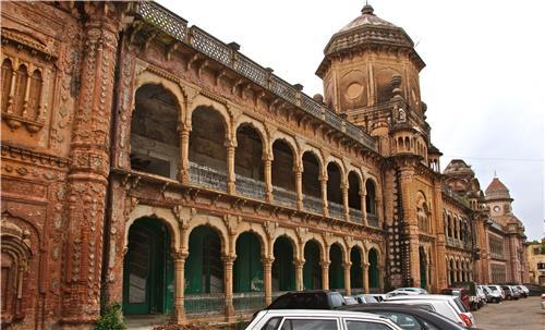 Favorite Tourist Destination Mubarak Mandi in Jammu