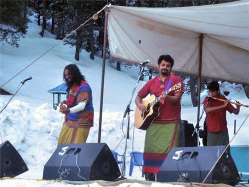 Winter Carnival in Jammu