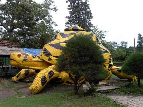 Amusement park in Jamshedpur