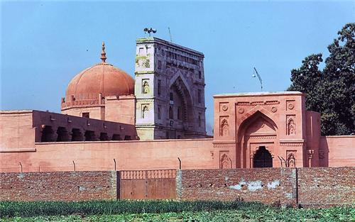 Lal Darwaza Masjid Jaunpur Architecture