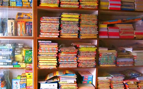 Stationery Shops Jaunpur Address
