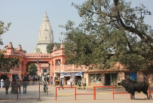 Trilochan Mahadev Temple in Jaunpur Location