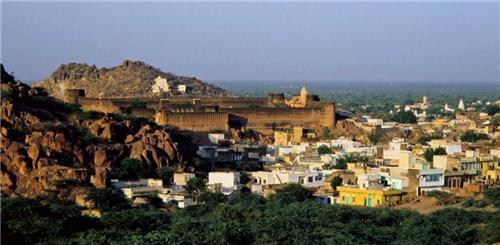 Badalgarh Fort in Jhunjhunu