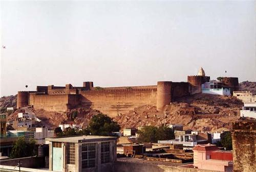 Badalgarh from Another Angle