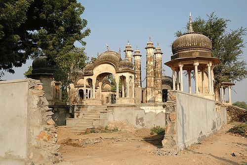Birdi Chand's Well in Jhunjhunu