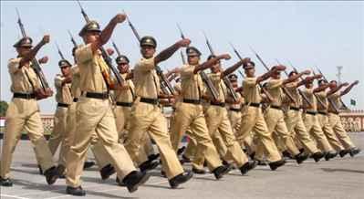 Police Force in Jhunjhunu