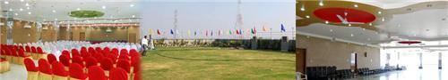 Banquet, Meetings and Events facilities at Dhalamwala Hotel
