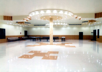 Banquet and Conference Facilities offered at Raj Mahal Hotel