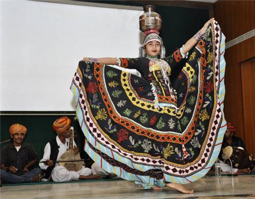 Dance and music of Jodhpur