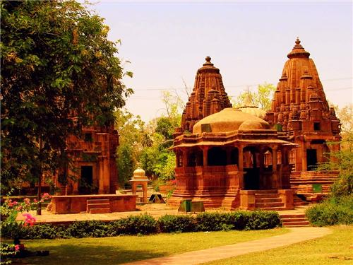 Gardens in Jodhpur
