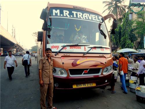 Bus Facilities in Jodhpur