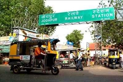 Transportation in Jodhpur