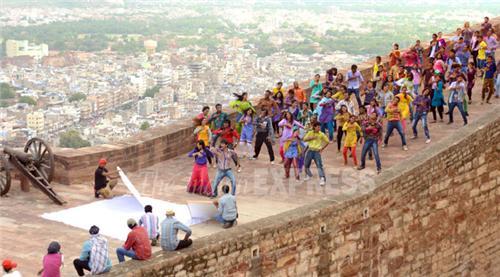 Jodhpur as a Film Shoot Location