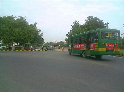 Bus of GSRTC