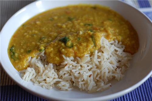 Lunch in Kalol