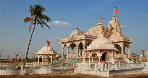 Temple Tour in Kalol