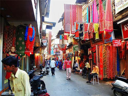 Market in Kalol