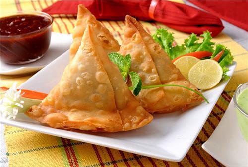 Snacks from Kalol
