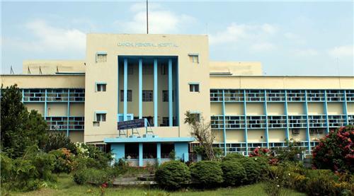 Gandhi Memorial Hospital in Kalyani