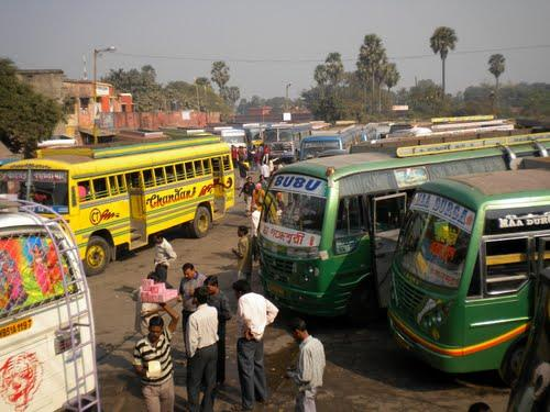 Transport in Kalyani